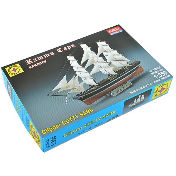 Сборная модель морского судна Моделист клипер «Катти Сарк»