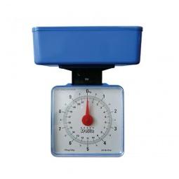 фото Весы кухонные Delta КСА-005. Цвет: синий