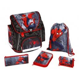 Купить Ранец с аксессуарами Scooli Spider Man SP13825