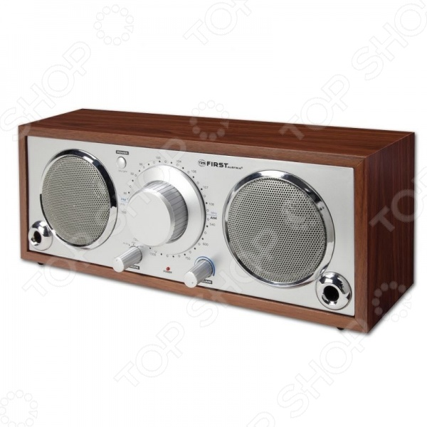 Радиоприемник First 1907-1 радиоприемник с интернет радио