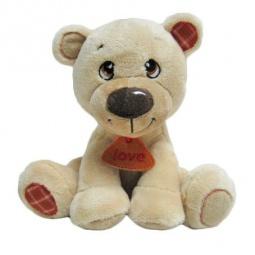 фото Мягкая игрушка Fluffy Family «Мишка Тепа»