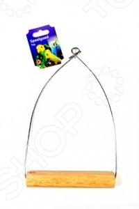 Качель для попугаев средних размеров Beeztees 010180 хочу выставочных попугаев в киеве