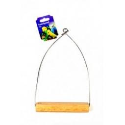 Купить Качель для попугаев средних размеров Beeztees 010180