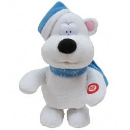 фото Мягкая игрушка музыкальная Star Trading «Полярный медведь»