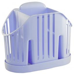 фото Сушилка для столовых приборов IDEA М 1160. Цвет: голубой