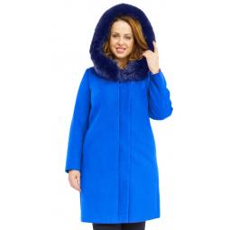Купить Пальто Electrastyle «Кэтрин». Цвет: лагуна