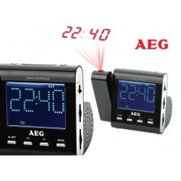 Купить Радиочасы AEG MRC 4122 F