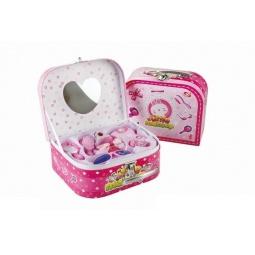 Купить Набор аксессуаров для девочки Shantou Gepai «Чемодан-косметичка» 1707357
