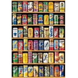 Купить Пазл 1500 элементов Educa «Банки»