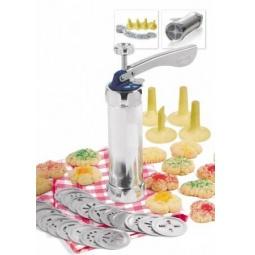 Купить Шприц кулинарный с насадками Bradex «Домашняя кондитерская»