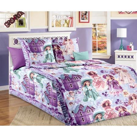 Купить Детский комплект постельного белья Бамбино «Куклы»
