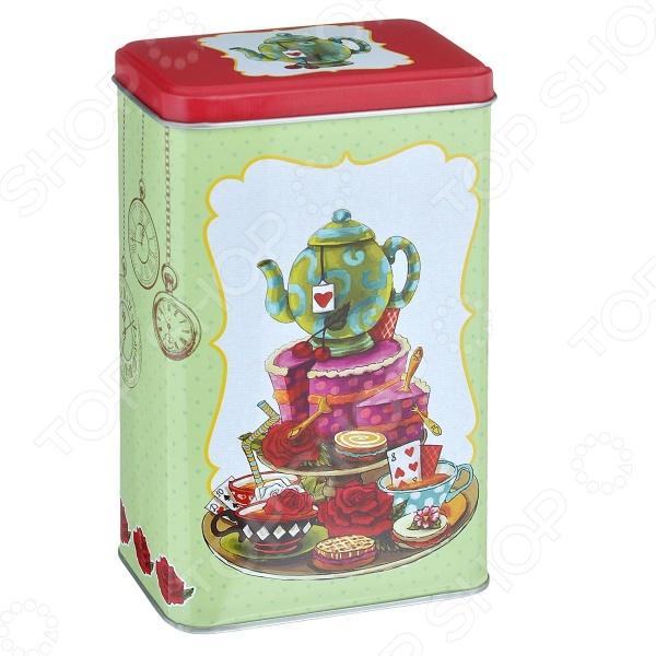 Емкость для сыпучих продуктов Феникс-Презент «Чудесный чайничек». Уцененный товар