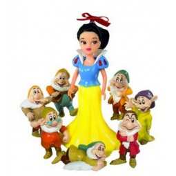 фото Набор кукол Simba «Мини-Белоснежка и 7 гномов»