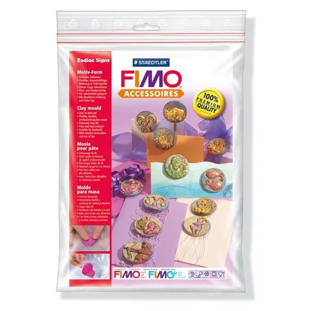 фото Набор формочек для лепки Fimo «Знаки зодиака»
