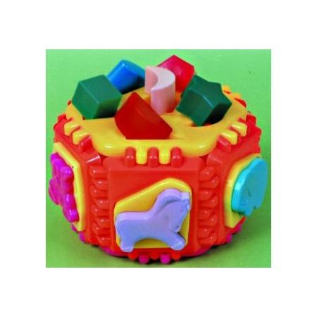 Купить Игрушка-сортер NINA «Детский сад»