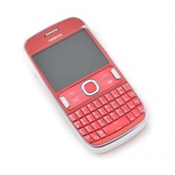 фото Мобильный телефон Nokia 302 Asha. Цвет: красный