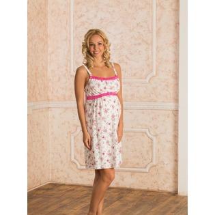 Купить Сорочка для беременных Nuova Vita 102.52. Цвет: экрю