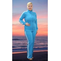 фото Спортивный костюм Матекс «Диана» синий. Размер: 46-48