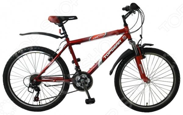 Велосипед детский Top Gear Kinetic ВН24096 велосипед детский top gear mystic