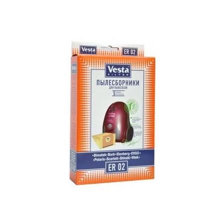 Купить Мешки для пыли Vesta ER 02 Bork