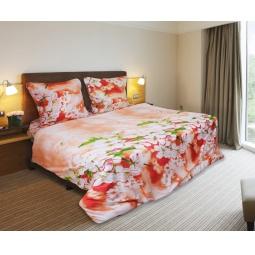 фото Комплект постельного белья Amore Mio Yablonya. Mako-Satin. 1,5-спальный