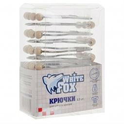 Купить Крючки для штор в ванную White Fox WBHO20-118