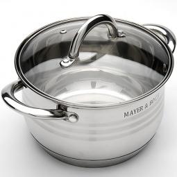 Купить Кастрюля с крышкой Mayer&Boch MB-24029
