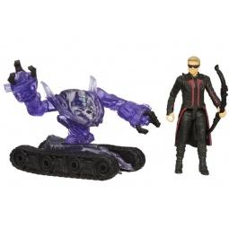 фото Набор из двух мини-фигурок Hasbro B1485 «Соколиный Глаз против Саб-Ультрона»