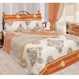 фото Комплект постельного белья Сова и Жаворонок «Папайя». 1,5-спальный