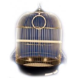 фото Клетка для птиц Золотая клетка A309G