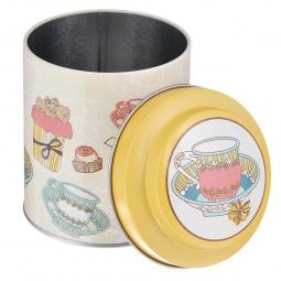 фото Емкость для сыпучих продуктов Феникс-Презент «Чайное утро»