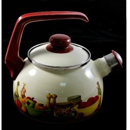 Купить Чайник со свистком Metrot Картина
