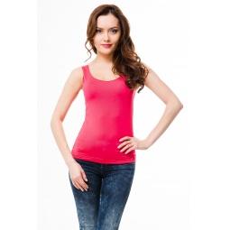 фото Майка Mondigo 335. Цвет: ярко-розовый. Размер одежды: 42