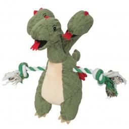 фото Игрушка для собак DEZZIE «Зеленый дракон»