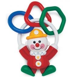 Купить Погремушка Tolo Toys «Клоун» 86197