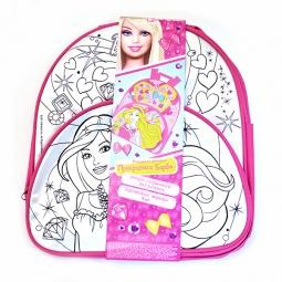 фото Набор для росписи рюкзака Креатто «Прекрасная Барби»