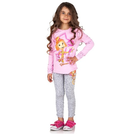 Купить Лонгслив для девочки «Симка: Я — Фиксик!»