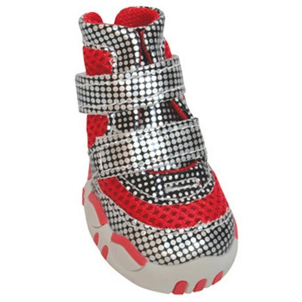 фото Обувь для собак DEZZIE «Твинкл». Размер: 2 (5х3,9 см)