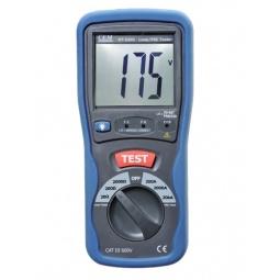 Купить Измеритель сопротивления петли фаза-нуль СЕМ DT-5301