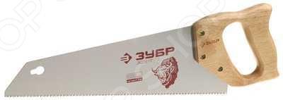 Ножовка по дереву для тонкого пиления Зубр «Эксперт» 15160-35