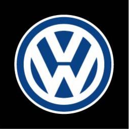 фото Светодиодные проекторы Courtesy door ligh логотипа автомобиля Volkswagen