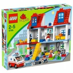 фото Конструктор LEGO Большая городская больница