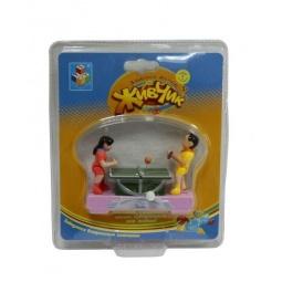 Купить Игрушка заводная 1 TOY Т55901 Пин-понг
