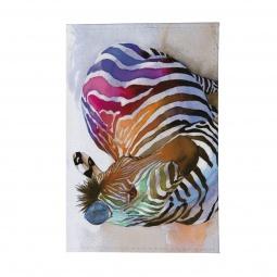 фото Обложка для автодокументов Mitya Veselkov «Радужная зебра»