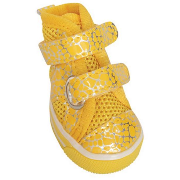 фото Обувь для собак DEZZIE «Санни». Размер: 1 (4,6х3,5 см)