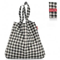 Купить Сумка для покупок складная Reisenthel Mini maxi shopper fifties black