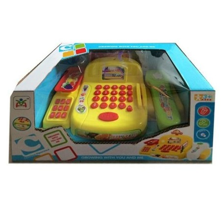 Купить Касса игрушечная Shantou Gepai LS820G8-1