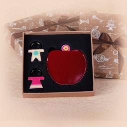 фото Набор подарочный: брелоки и зеркало Феникс-Презент 28448