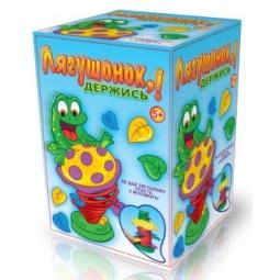 Купить Игра-головоломка Longshore Limited «Лягушонок, держись!»