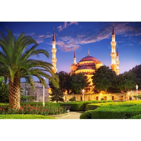 Купить Пазл 1000 элементов Castorland «Голубая мечеть. Турция»